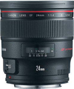 Canon 24mm F1.4L II front