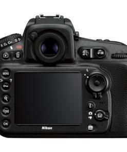 Nikon D810 Back