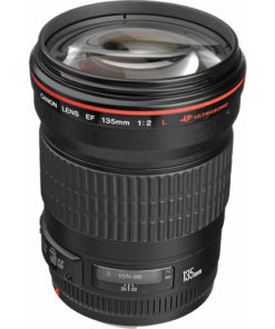 Canon 135mm F2 angle