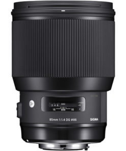 Sigma 85mm F1.4 ART (Canon) front