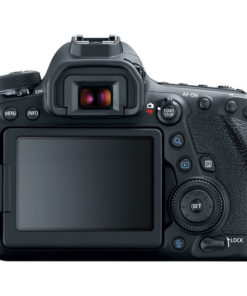 Canon 6D MKII back