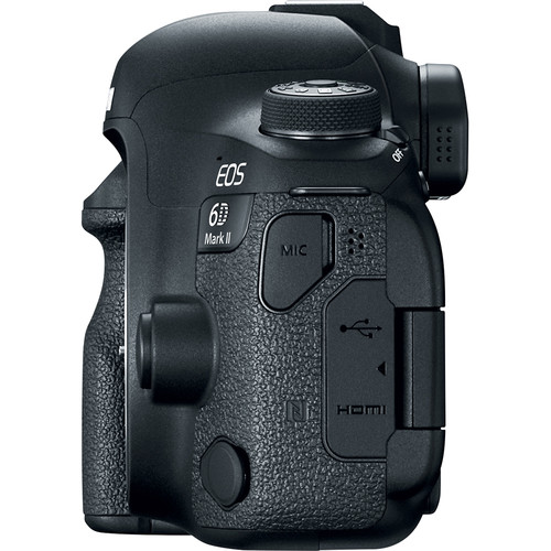 Canon 6D MKII side