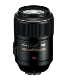 Nikon 105mm F/2.8 ED VR