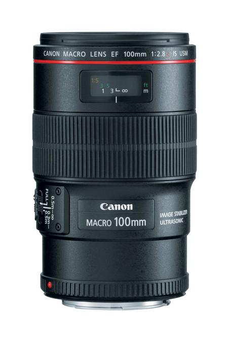 Canon 100mm F/2.8L Macro IS