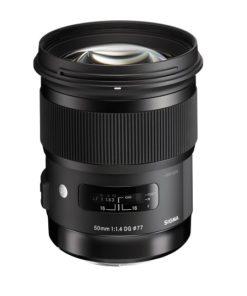 Sigma 50mm 1.4 ART
