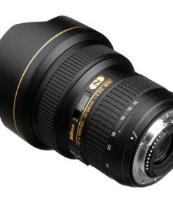 Nikon 14-24mm F2.8G ED back angle
