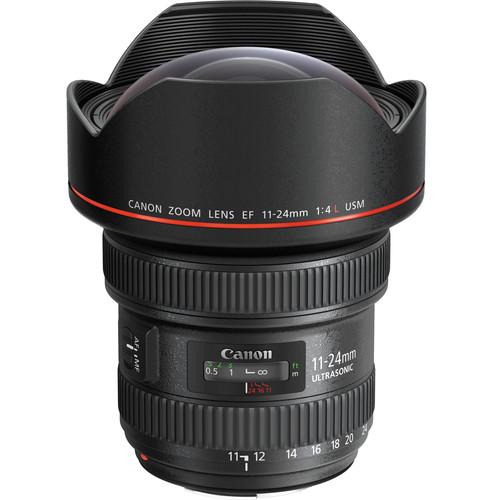 Canon 11-24 F/4L
