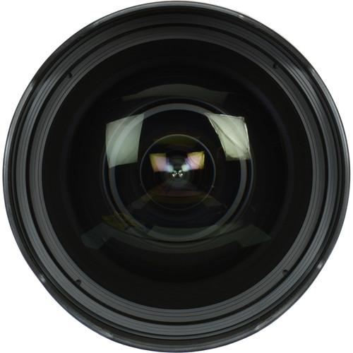 Canon 11-24 F/4L Top
