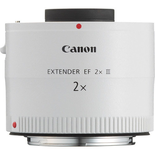 Canon Extender 2X III front
