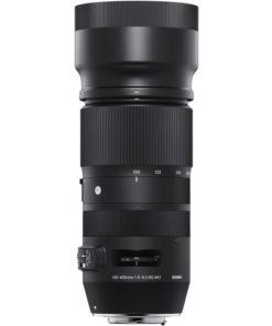 Sigma 100-400mm F5-6.3 (Nikon) hood