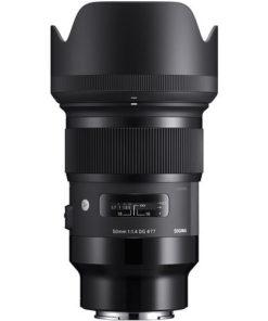 Sigma 50mm Art Side