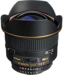 Nikon 14mm f2.8d