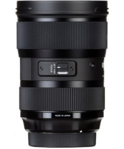 Sigma 24-35mm ART (Canon) side view
